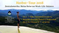 Zentralamerika: Meine Reise zur Work-Life-Balance@RESOWI-Zentrum HS 15.05.