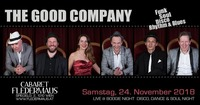 THE GOOD COMPANY - Live @ Cabaret Fledermaus