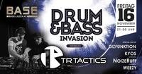 Drum & Bass Invasion@BASE
