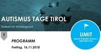 Autismus Tage Tirol@UMIT