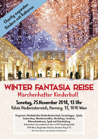 Märchenhafter Kinderball - Winter Fantasia Reise