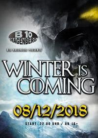 B10 Winter is coming@B10 Hagenberg
