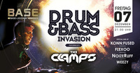 Drum & Bass Invasion pres. The Clamps@BASE