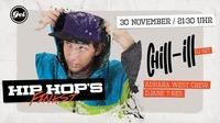 Hip Hop's Finest mit Chill-ill@GEI Musikclub