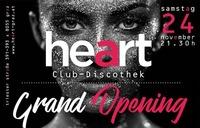 Heart - Grand Opening