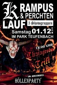 Krampus- und Perchtenlauf@Park Teufenbach