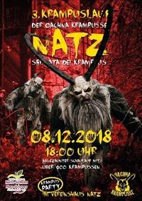 3. Oachna Krampuslauf in Natz@Natz-Schabs