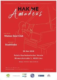 HAK me Amadeus - Maturaball der HAK Auhof