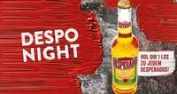Duke Despo Night@Duke - Eventdisco