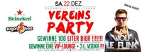 Vereins-Party@Sugarfree