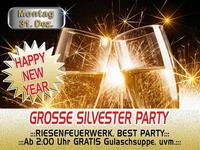 Silvester Party@Mausefalle