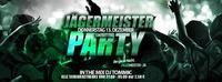 Jägermeister Party@Excalibur