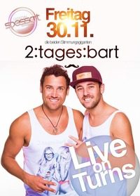 2:tages:bart Live on turntables