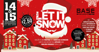 Let it snow@BASE
