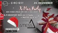 X-MAS Party   DJ Mario Amess@Discothek Concorde