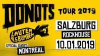 Donots Tour 2019@Rockhouse