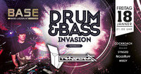 Drum & Bass Invasion pres. Transforma@BASE