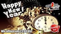 Happy New Year im Sugarfree-Ried@Sugarfree