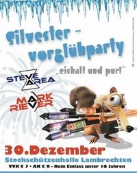 Silvester-Vorglühparty 2018@Stockschützenhalle