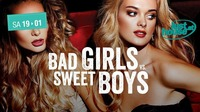 Bad Girls VS Sweet Boys mit Dan Lee@Lusthouse