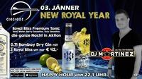 New Royal Year | DJ Martinez