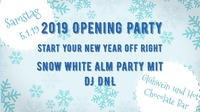 2019 Opening Party@12er Alm Bar