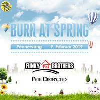 Burn at Spring '19@Gemeindehalle