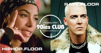 90ies Club mit HIPHOP.floor / Aaliyah Special