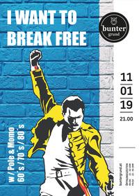 I Want to Break Free w/ Momo & Pole