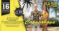 Copacabana Clubtour by Leon Machére