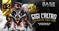 Gigi D'Agostino Tribute Show@BASE
