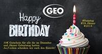 Happy Birthay!@GEO