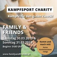 Kampfsport Charity Family & Friends@Budokan Wels