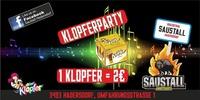 Klopferparty@Saustall Hadersdorf