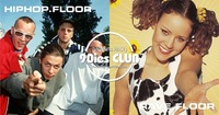 90ies Club mit HIPHOP.floor / Jiggy Special