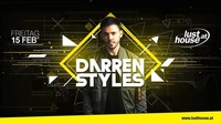 Darren Styles live