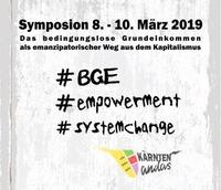 Symposion BGE Empowerment Systemchange@Volxhaus - Klagenfurt