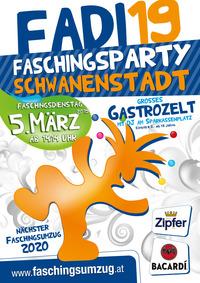 FADI19 - Faschingsparty Schwanenstadt