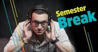 Duke DJ Roob Semester Break@Duke - Eventdisco