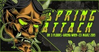 Spring Attack w/ The Speed Freak, Remzcore & Hyrule War