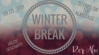 Winter Break-Hälfte geschafft!@12er Alm Bar
