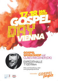GOSPEL DAY VIENNA