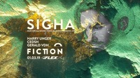 Fiction w/ Sigha (Token, Our Circula Sound, UK)
