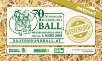 70. Steirischer Bauernbundball@Stadthalle Graz