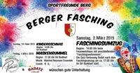 Berger Fasching 2019@Landgasthaus Burkhart