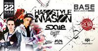 Hardstyle Invasion@BASE