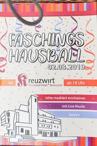 Faschings Hausball @ Kreuzwirt Naturns