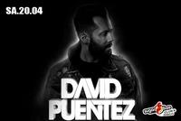 David Puentez live@Sugarfree