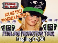 Feigling Promotion Tour@Mausefalle