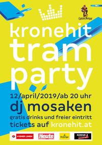 kronehit tram party 2019@Schwedenplatz